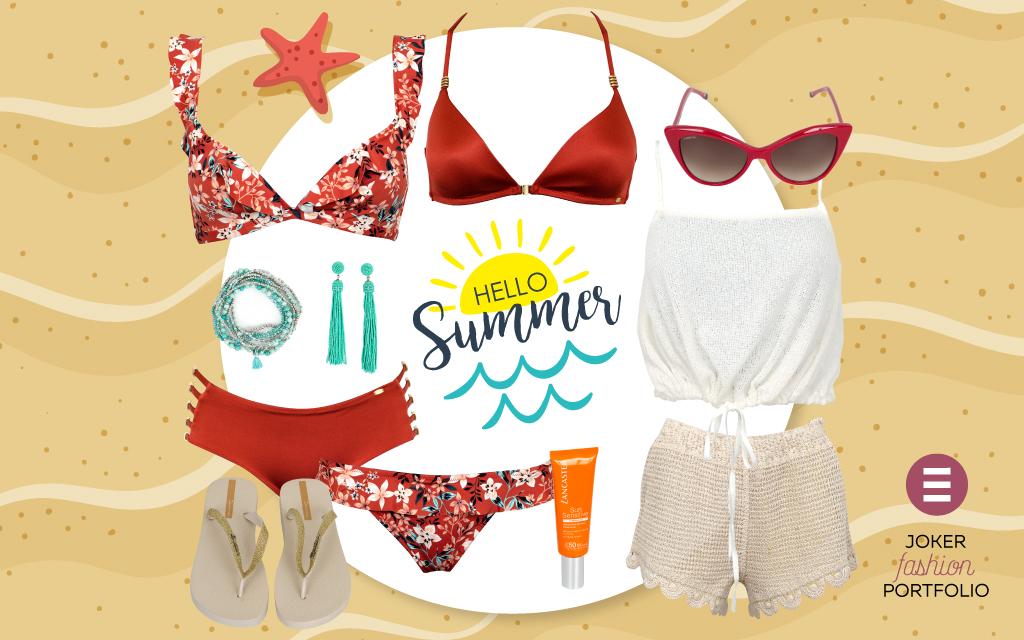 styling za plažu