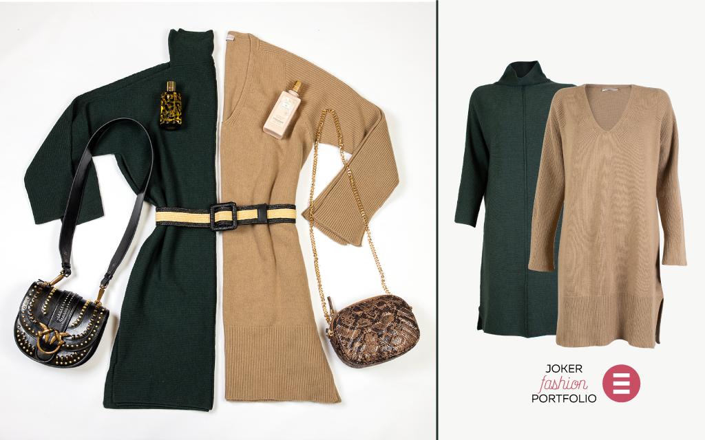 pletena haljina Joker fashion portfolio