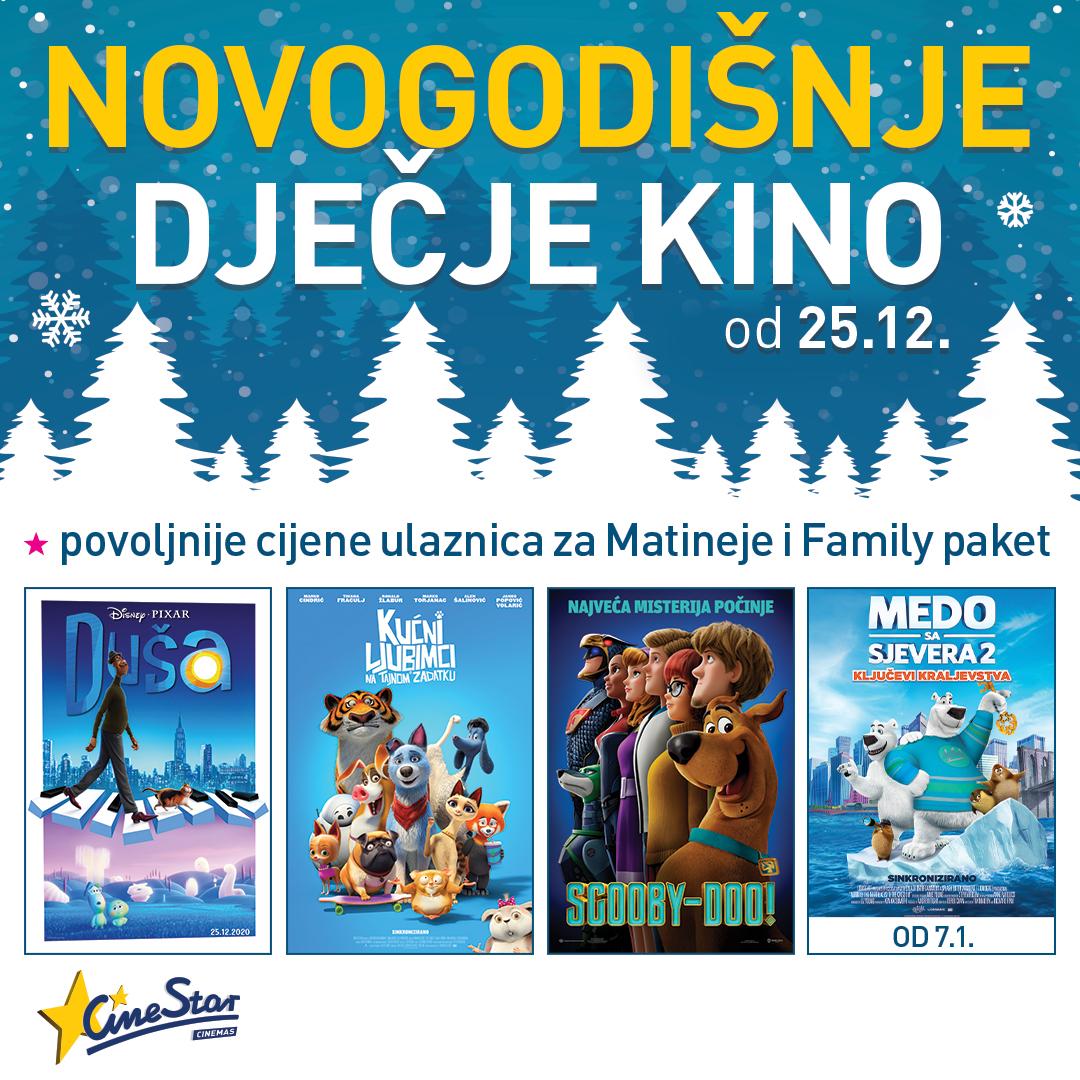 cinestarovo novogodišnje kino
