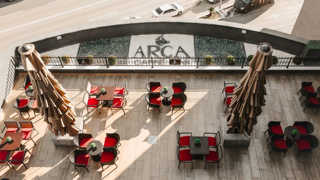 arca cafe bar
