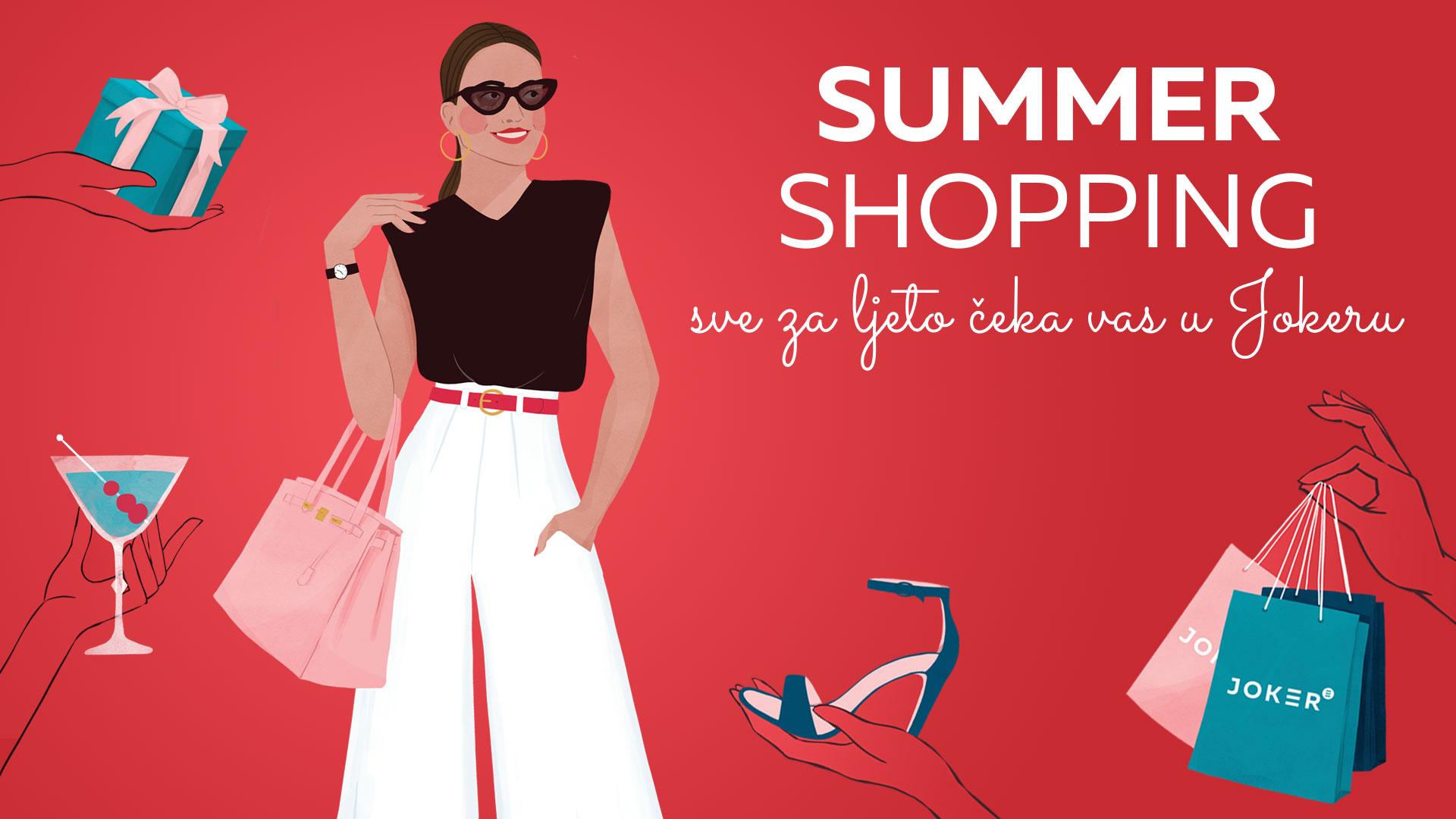 summer shopping u jokeru